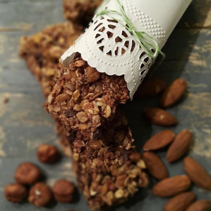 zobene čokoladne pločice s kikirikijem