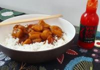 piletina u kineskom ljutom umaku