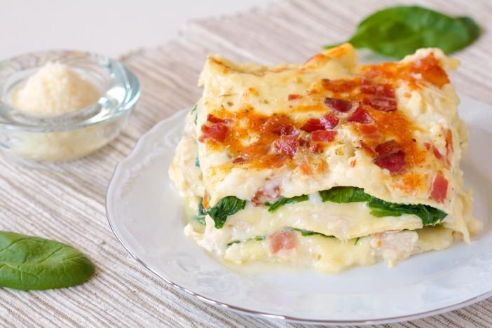 piletina florentine lazanje s dvije vrste sira darkova web kuharica 14