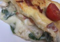 recept za bijele lazanje s piletinom poznate kao lazanje florentin