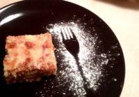 čaroban kolač s jabukama bez mlijeka