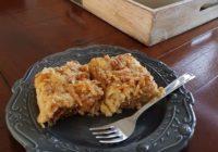 recept za čarobno dobar kolač od jabuka