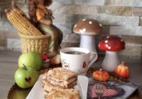 jesenski kolač s jabukama