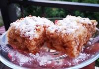 kolac s jabukama