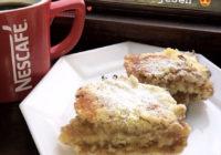 jesenski kolač od jabuka