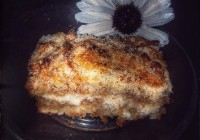 kolač od jabuka i grisa recept