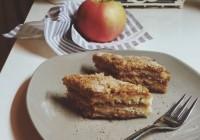 brzi kolač od jabuka i grisa