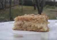 kolac od grisa i jabuka recept