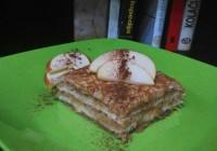 kolac od jabuke i grisa domaci recept