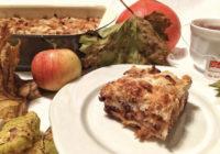 sezonski kolač od jabuka