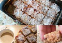 sipana pita od jabuka i griza