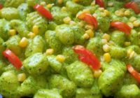 recept za Pesto njoke