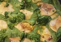 piletina u umako od brokule