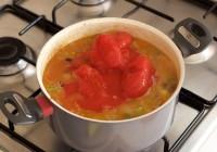 chili con carne s muškatnom tikvom mljeveno meso juha darkova kuharica