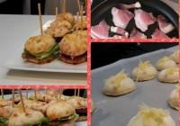mini hamburgeri