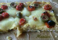 pizza na palenti recept