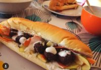 recept za mesne okruglice u sendviču ili meatball sandwich