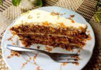 domaća torta od mrkve recept