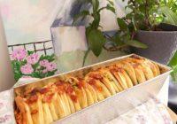 trgajući kruh recept