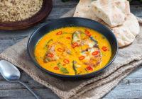 Idijski curry od ribe Cromaris Hama