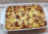 recept za složenac od kruha jaja i kobasica