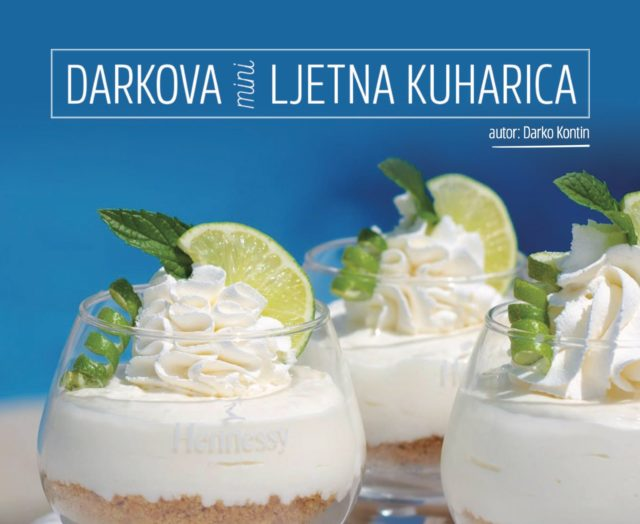 ljetni recepti u mini ljetnoj kuharici by darko kontin
