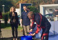 Reciklijar s Inom jestiva ulja iz domaćinstva