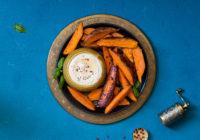recept za hrskavi batat iz pećnice uz slani umak od indijskih oraščića darkova web kuharica