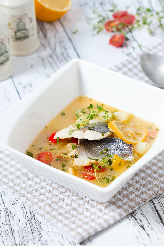 cromaris bijela riblja juha od brancina