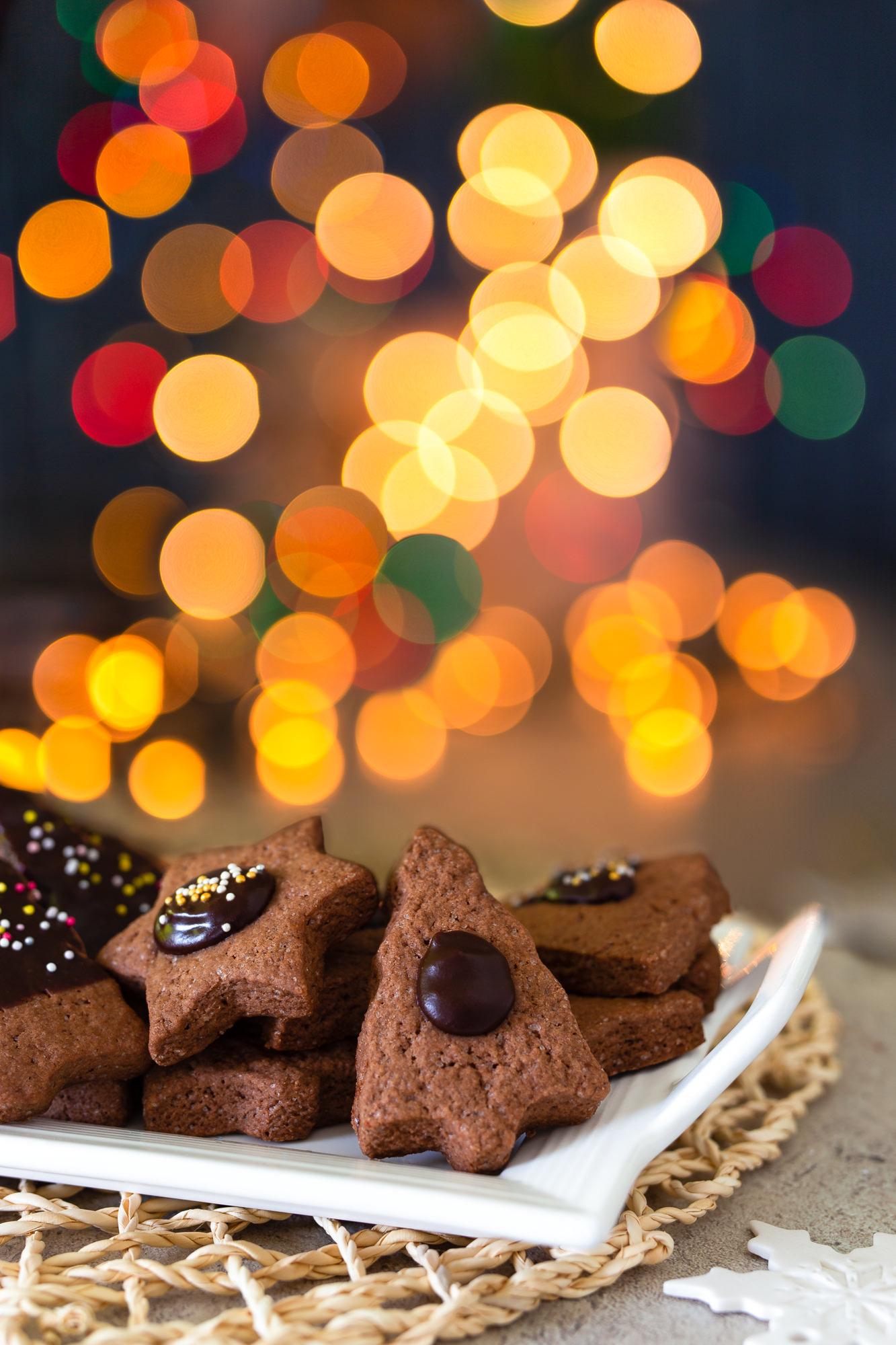 Božićni puding keksići recept
