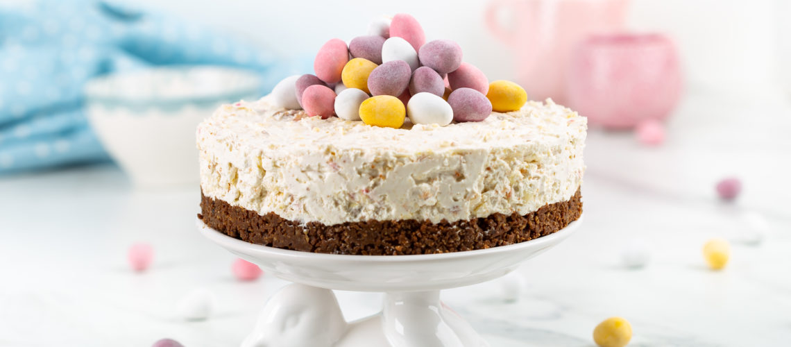 sirova torta od sira za uskrs