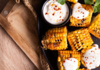 peceni kukuruz s umakom od vrhnja darkova web kuharica