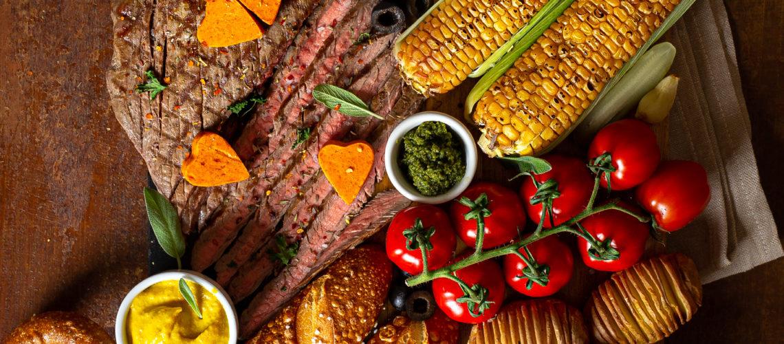 Flank steak recept za blog Začinjeno s ljubavlju