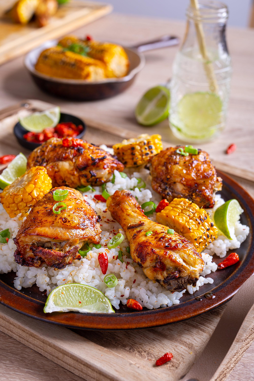 Nando's PERi-PERi piletina s piri piri umakom