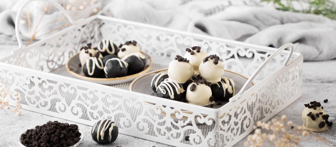 Čokoladni Oreo tartufi desert