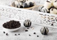 Oreo tartufi desert čokoladni desert