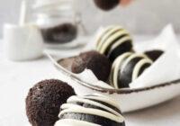 čokoladne kuglice s oreo keksima