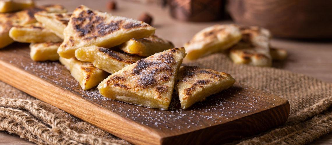 Placki ili Placke palačinke od krumpirovog tijesta recept