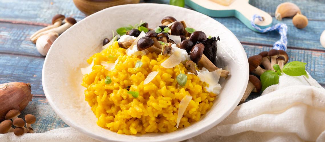 recept za rižoto s bundevom