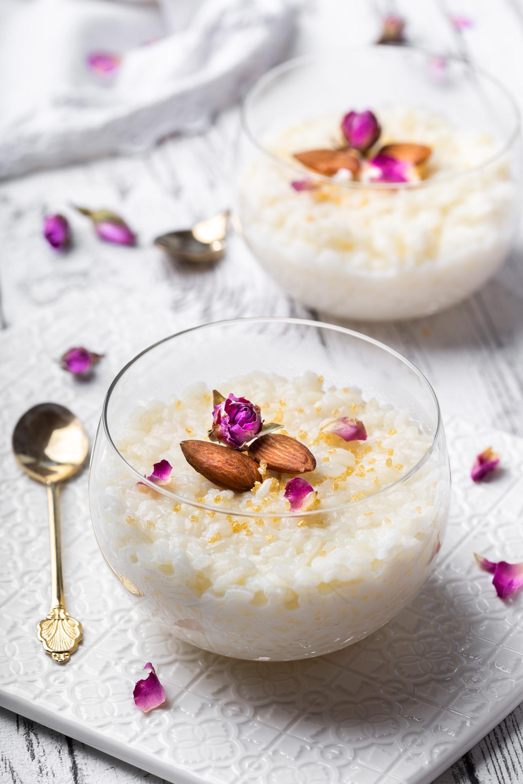 sushi riža na mlijeku recept