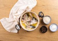Cromaris Juha sa ribljim okruglicama Darko Kontin recept
