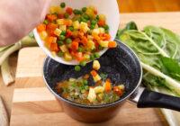Cromaris brancin s lešom povrćem Darko Kontin recept