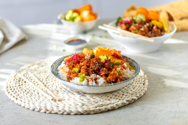Korejski začinjena piletina Darko Kontin food blog recept