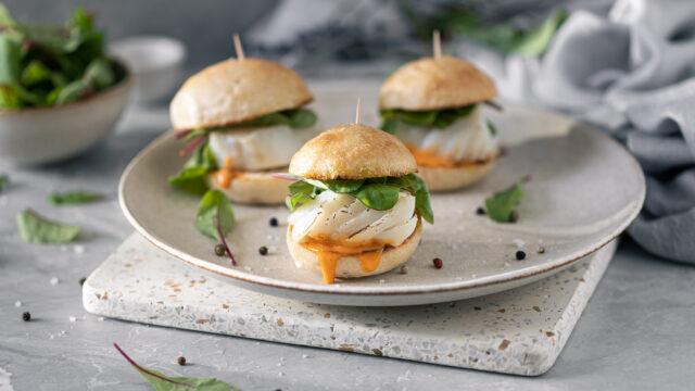 Riblji burger fish burger recept